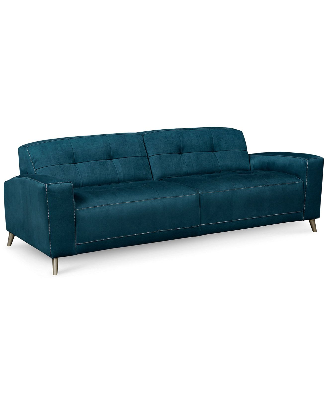 Raniel Fabric Sofa Couches Sofas Furniture Macy S