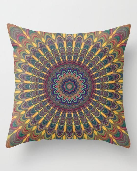 Home Decor Painting Bohemian Oval Mandala Throw Pillow #MandalaPillow #mandalas #pillows #cushion #throwpillow #room #homedecor #home #bohostyle #sacredgeometry #flower #flowermandala #design #giftideas #christmasgifts.Home Decor Painting  Bohemian Oval Mandala Throw Pillow #MandalaPillow #mandalas #pillows #cushion #throwpillow