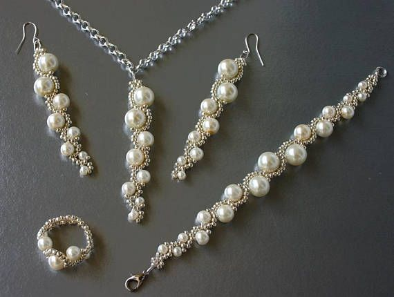 ES set beading TUTORIAL #beads