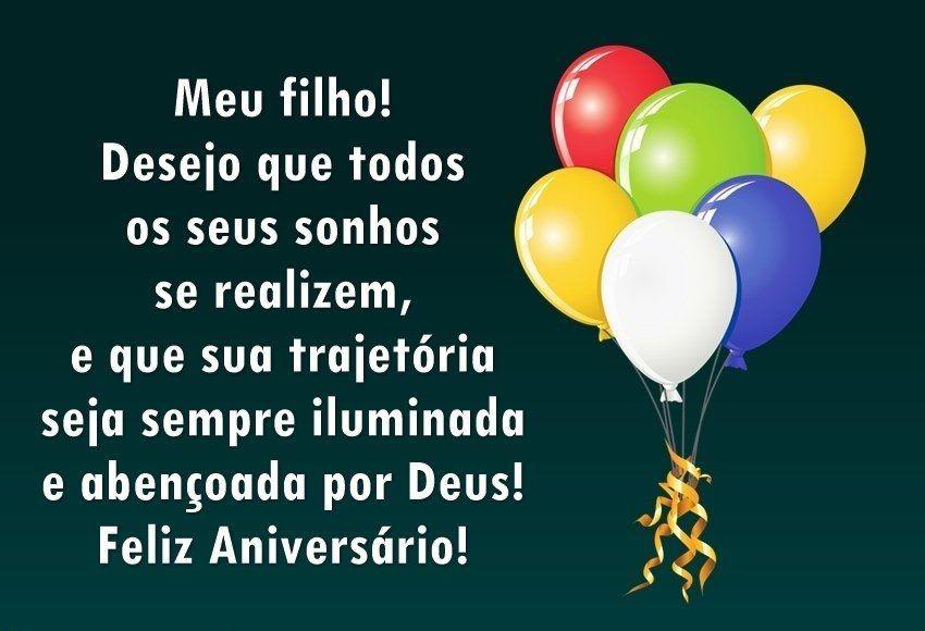 Mensagem De Aniversario De Um Ano Para Filho: Clique Na Imagem Para Ver O Recado...