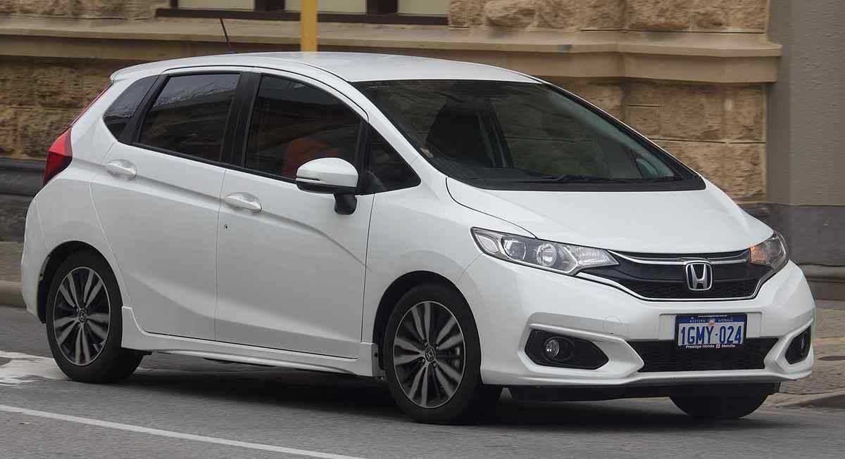 Top 10 Most Fuel Efficient Cars Of 2020 Honda Fit Honda Jazz