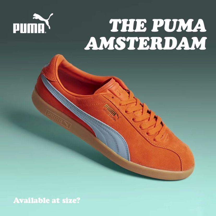 Puma Amsterdam | Puma, Sneakers, Puma sneaker