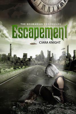 Escapement by Ciara knight http://shaynavaradeauxbooks.blogspot.com/2013/12/neumarian.html