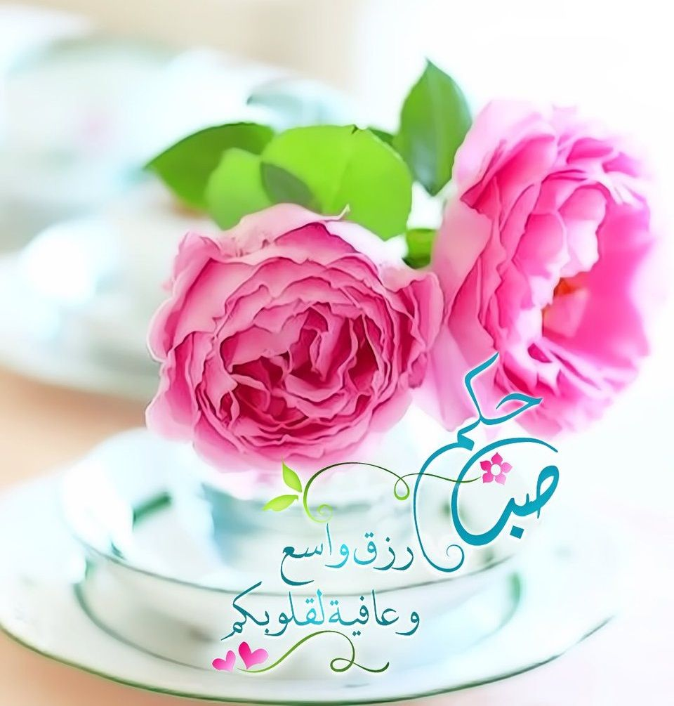 Pin By رغــــــد On بطـاقـات صبـاحيـة واسـلاميـة Morning Greeting Morning Images Paper Flowers