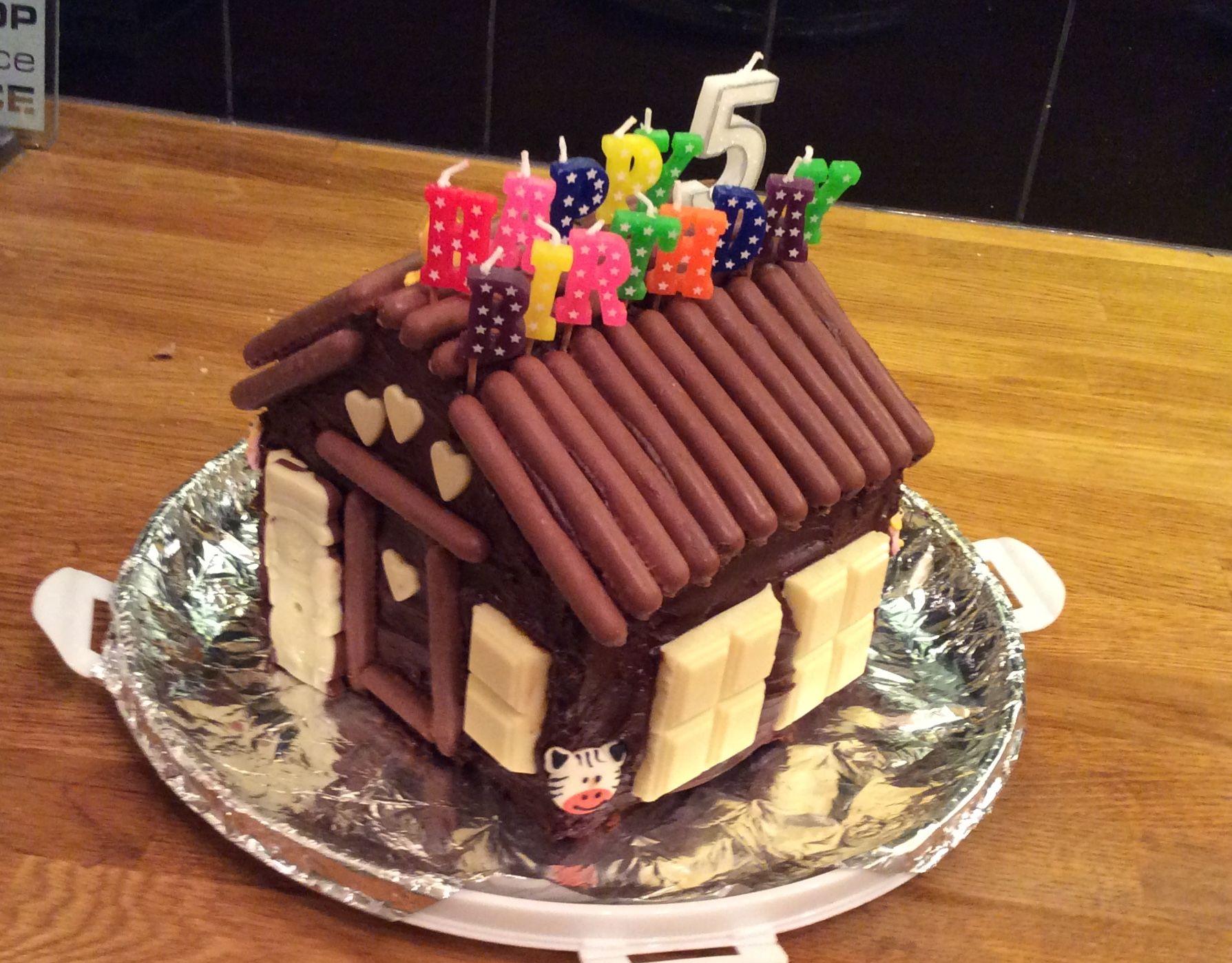 Log Cabin Cake No 2 Chrissy S Cakes Cake Desserts Food