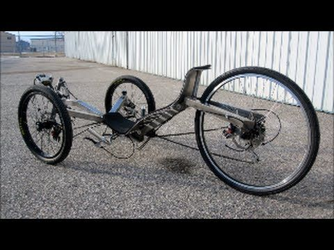 Diy Recumbent Warrior Trike Recumbent Bicycle