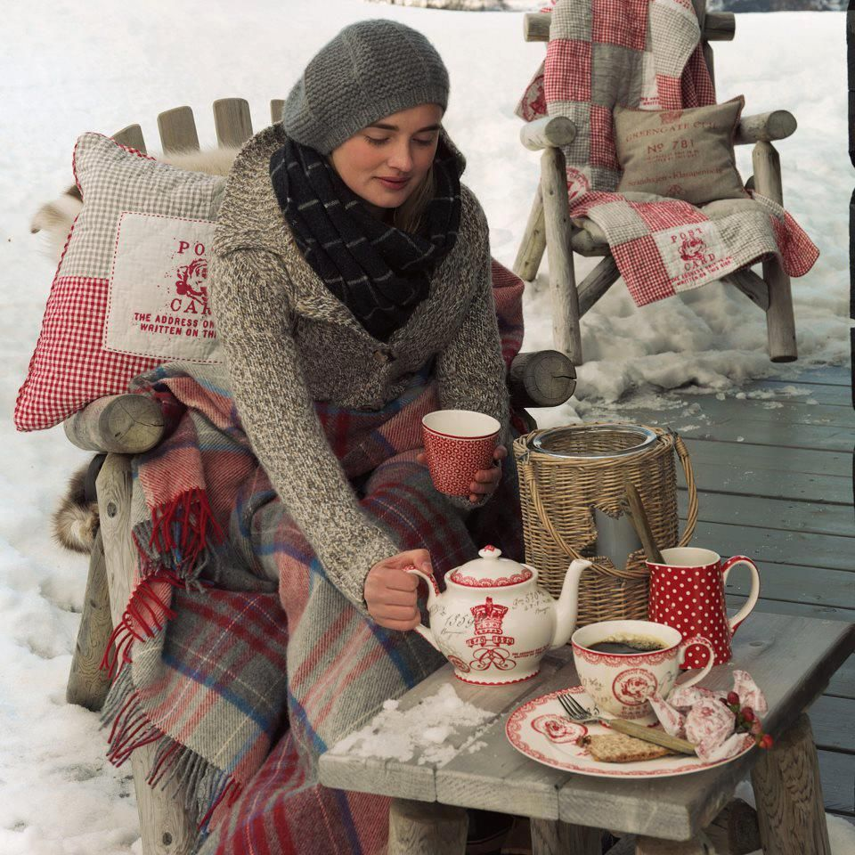 winter picnic