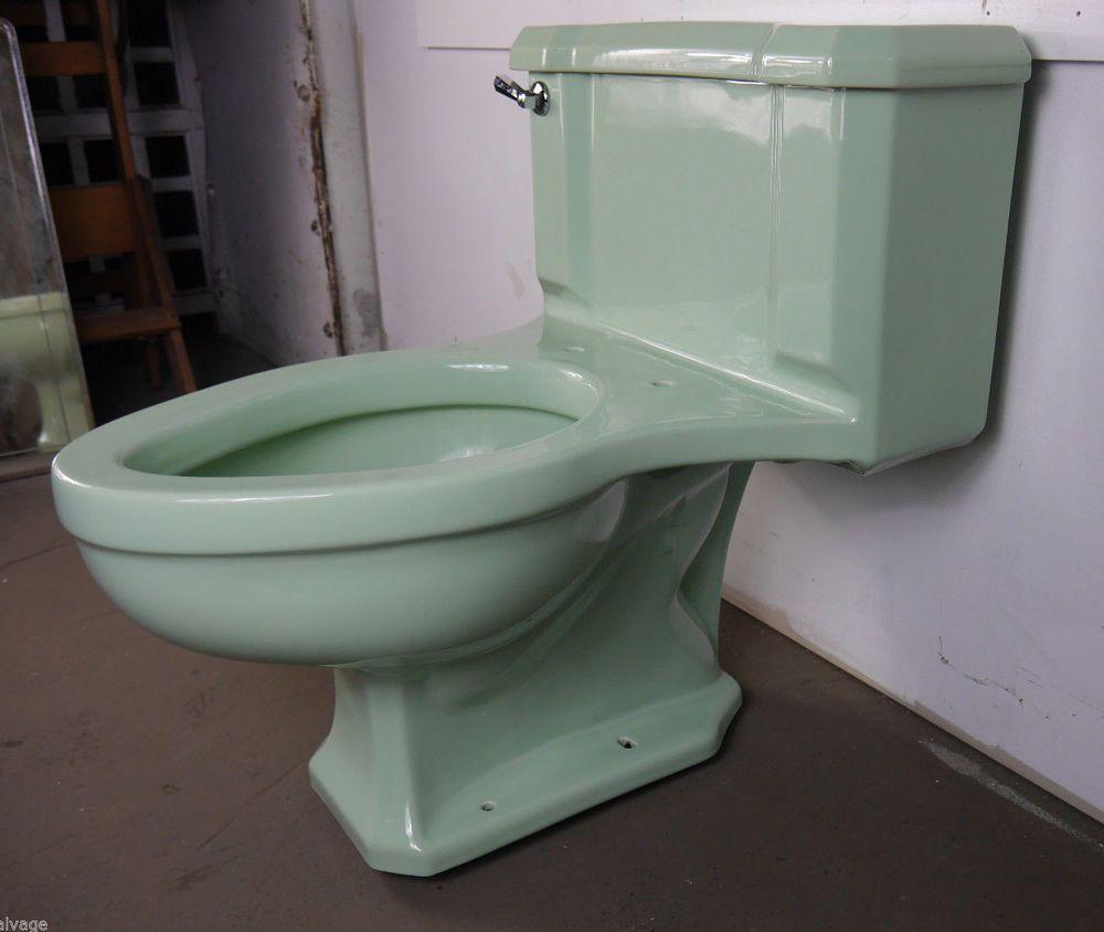 Illustration of measurements needed to find Eljer toilet parts