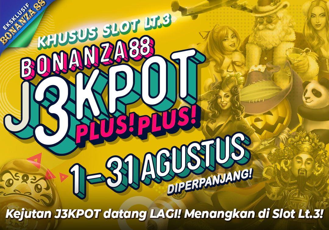 Bonanza88 J3kpot Plus Plus Di 2020 Pusat Hiburan Mesin Slot Hiburan