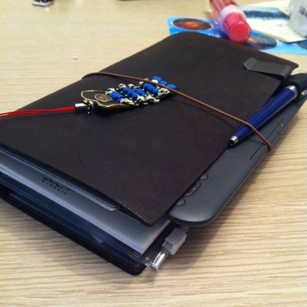 midori notebook and k3 | Flickr – Compartilhamento de fotos!
