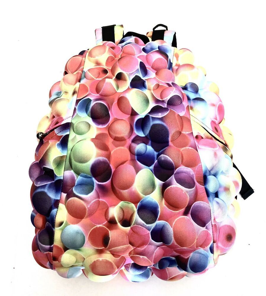 MadPax Spiketus Rex Surfaces Kids School Backpack Fullpack Covert Operations NEW