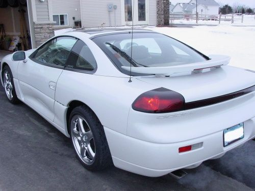 Ultra Rare 1996 Dodge Stealth RT TT This Was The Final Year