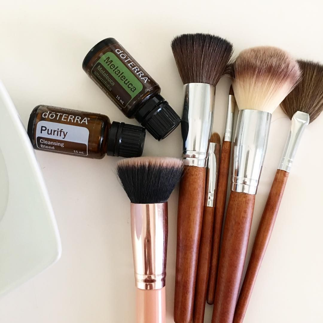 DIY Makeup Brush Cleaner How to clean makeup brushes