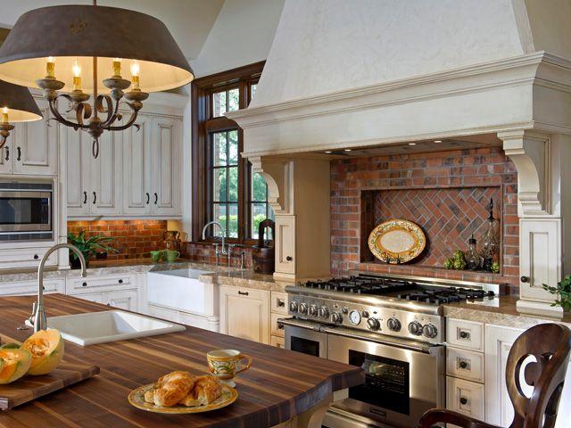 18 Creative Kitchen Backsplash Ideas Kitchen Inspirations French Country Kitchens Creative Kitchen Backsplash