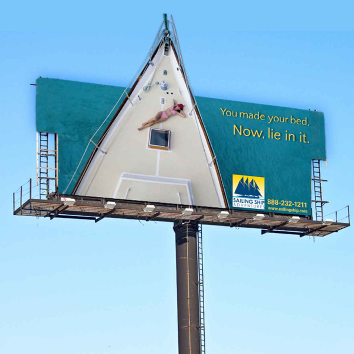 Creative Billboard Advertising Designs | Advertising design ...