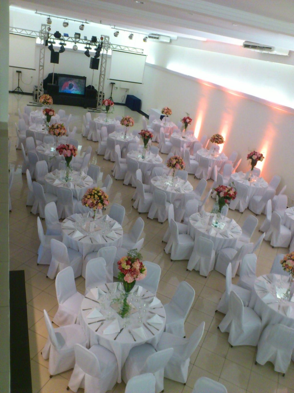 Seu espaço para Cerimônia e Recepção em Santo André