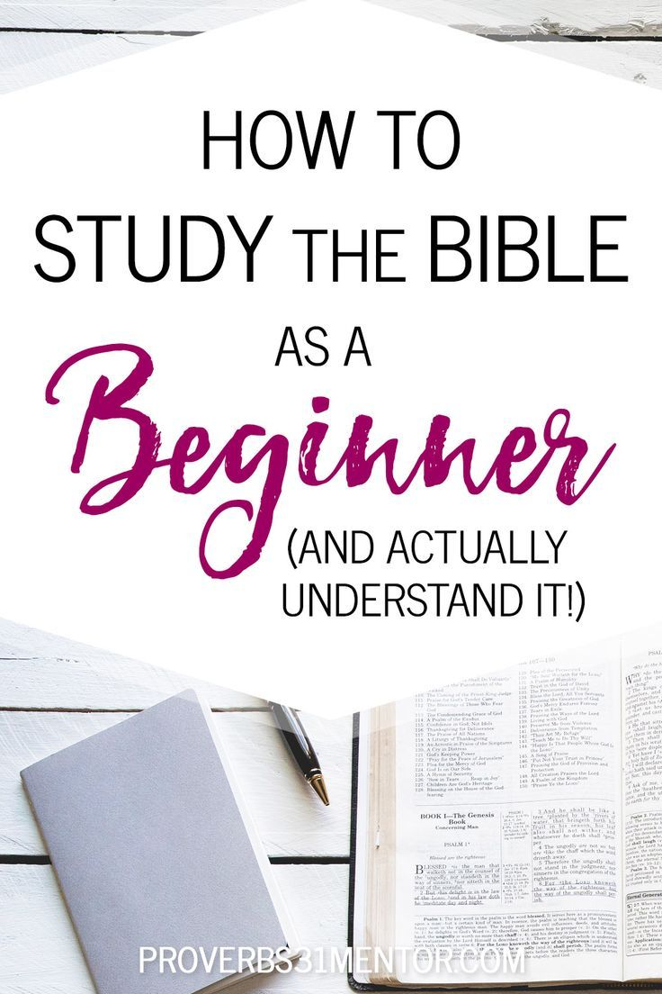 How to Study the Bible for Yourself and Ignite Your Spiritual Growth