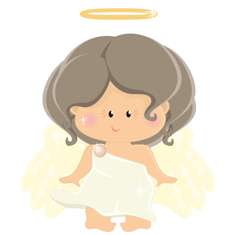 ꭺŋɠyeɩʂ Anjos Anjinho Desenho Molde De Anjo