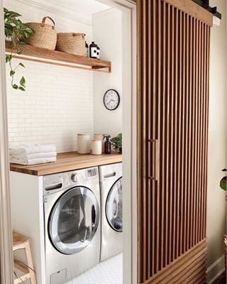 How to Build a Laundry Room Countertop