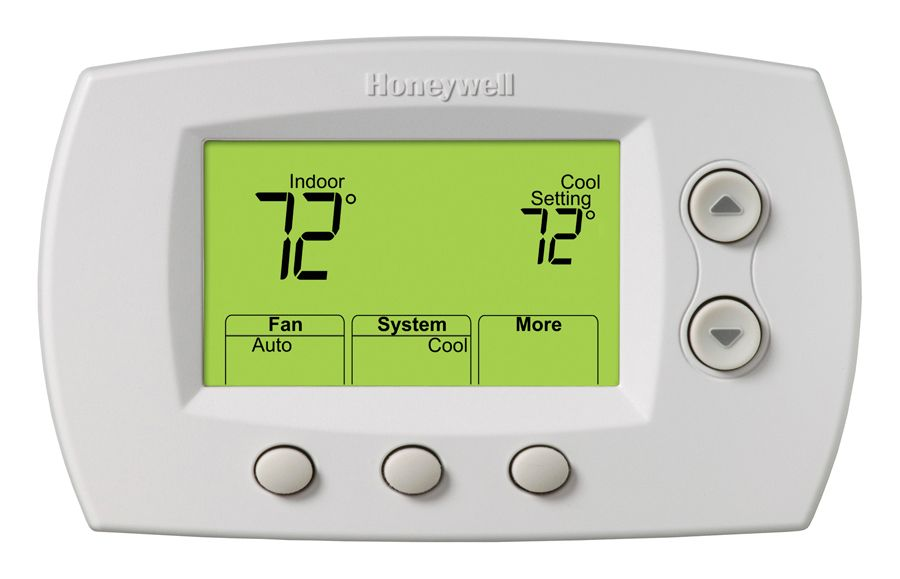 YTH6320R1001/U WiFi Thermostats Honeywell Home From
