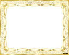 resultado de imagen para bordes para caratulas pergaminos