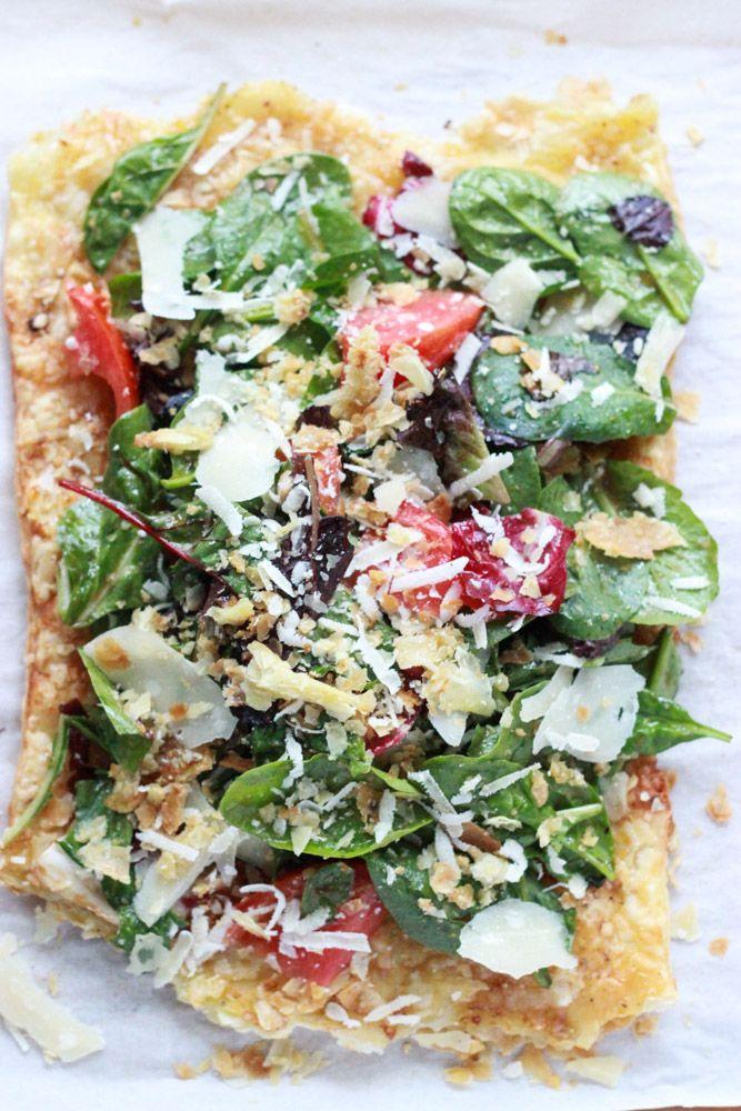 California Pizza Kitchen Tricolore Salad Pizza Recipe food