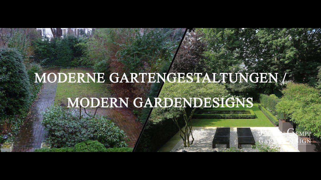 Moderne Gartengestaltung & Gartendesign Gartenplanung Von ... Garten Design Garten Gestaltung