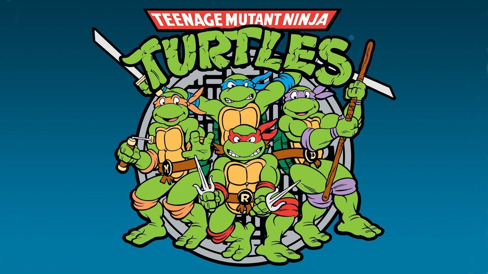 Te Teenage Mutant Ninja Turtles Tv Show - Free tmnt vector art google search