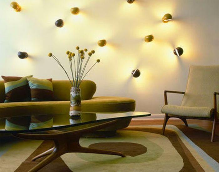 21 raumkonzepte fur indirektes licht die bei der lichtplanung behelfen diy wohnzimmer wanddeko haus deko wanddekoration büro heine