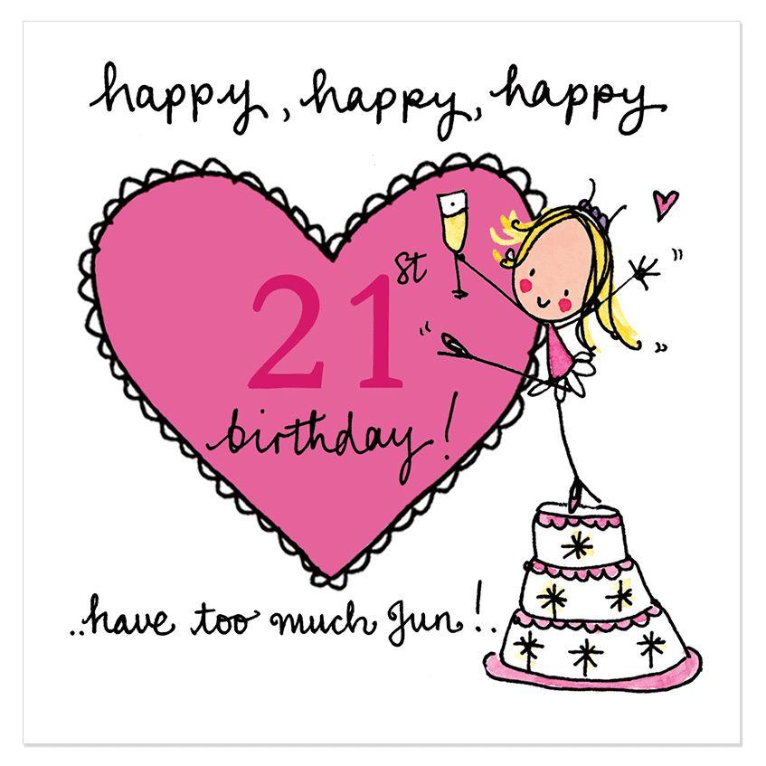 Happy Birthday Happy 21st Birthday Wishes 21st Birthday Wishes Happy 21st Birthday