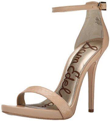9b24318422f Sam Edelman Women's Eleanor Dress Sandal | Sandals & Heels | Dress ...