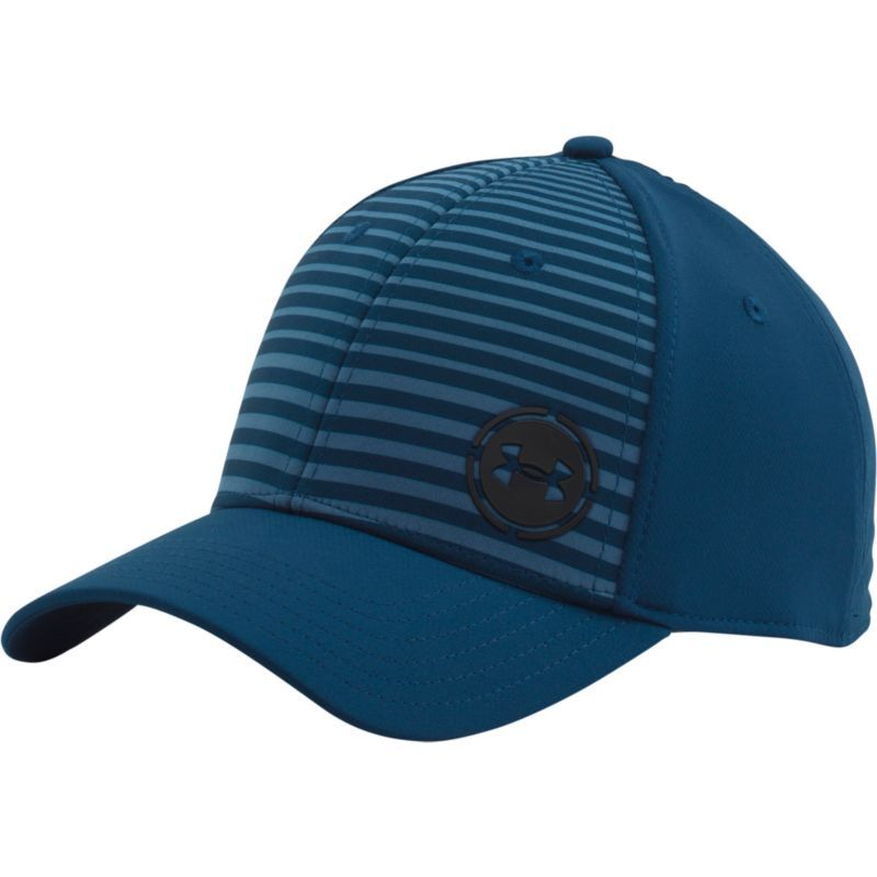 8844042079f22 Under Armour Men s Low Crown Striped Training Hat