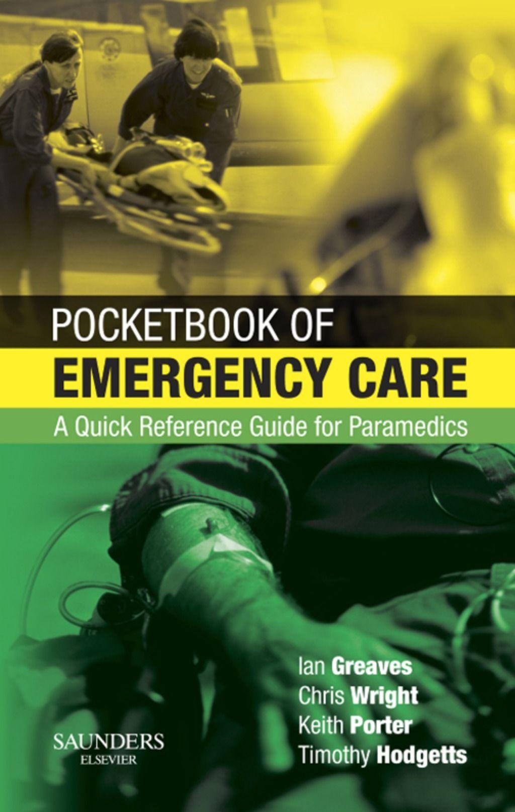 Pocketbook of Emergency Care EBook (eBook) Emergency