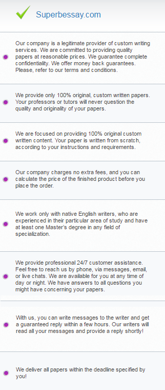 Assignment writing services students