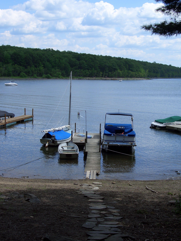 Get those lake wallenpaupack boats ready lake