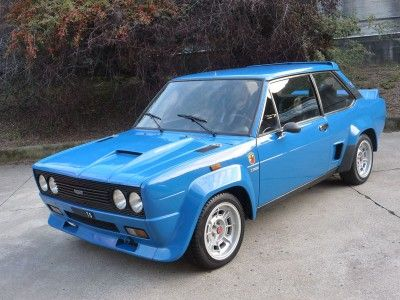 1976 Fiat 131 Abarth For Sale 62 000 Auto D Epoca