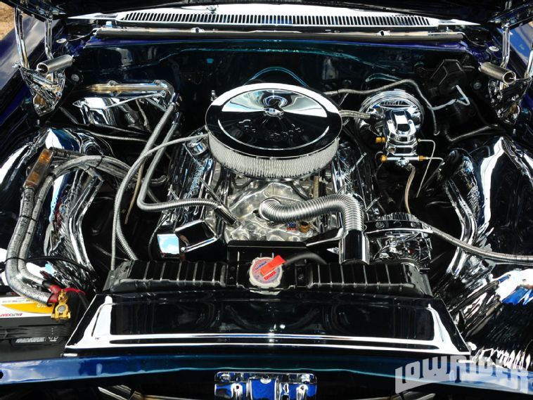 1965 Chevrolet Impala SS Chevy 283 Engine | Muscle cars