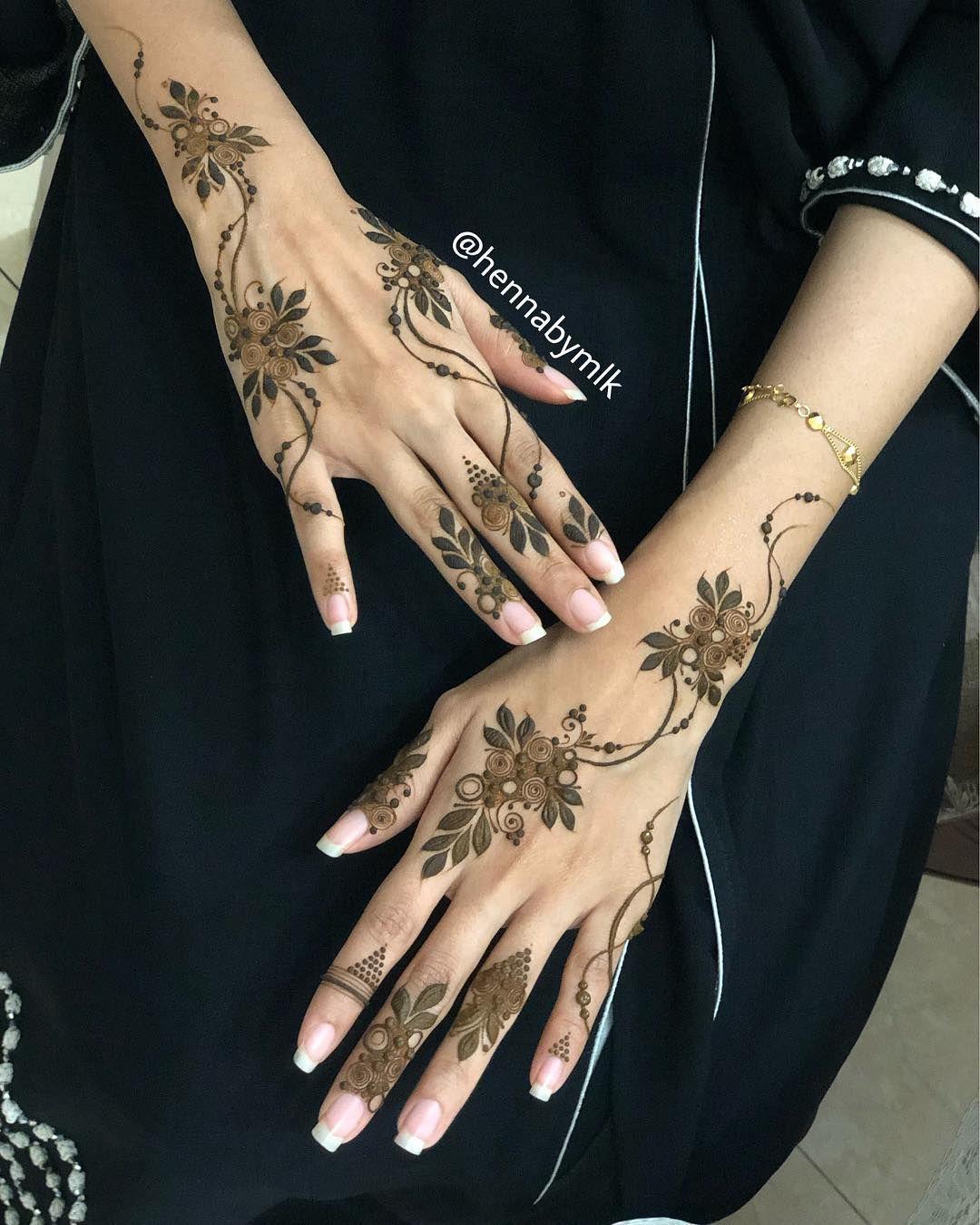 Malak Alriyami On Instagram ما شاء الله حنا حناء نقش نقش عرايس نقوشات نقوشات حن Hand Henna Henna Designs Hand Henna Designs