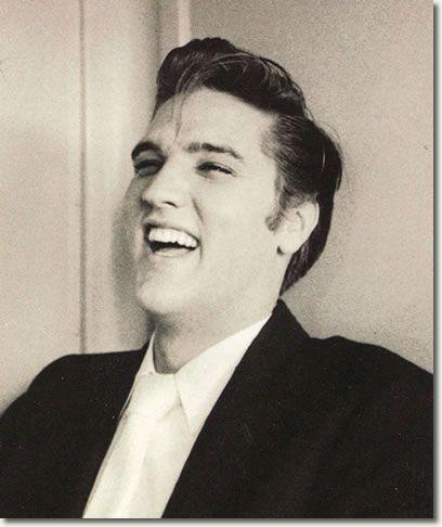 Resultado de imagem para Elvis laughing