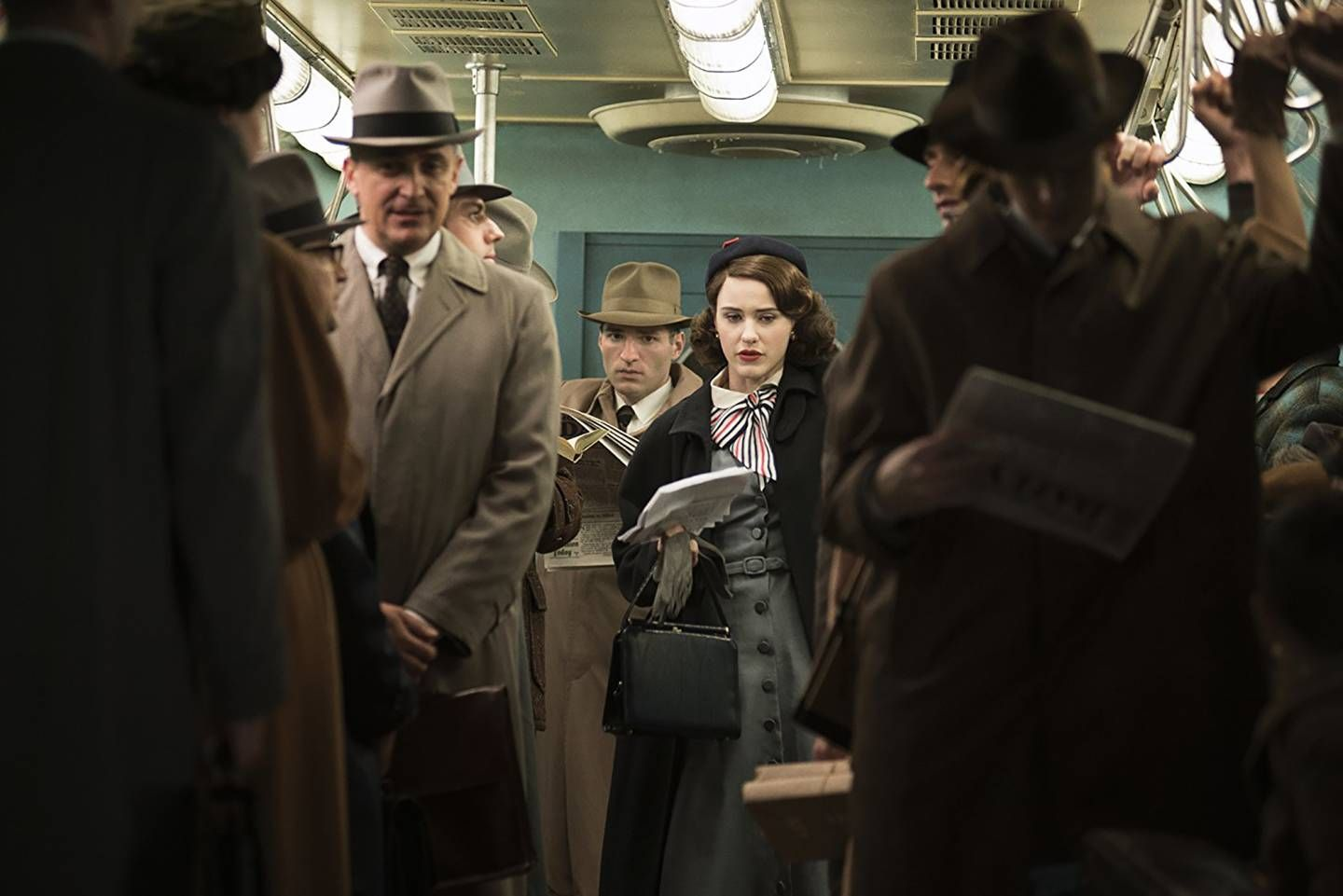 The Marvelous Mrs Maisel The Five Best Fashion Moments