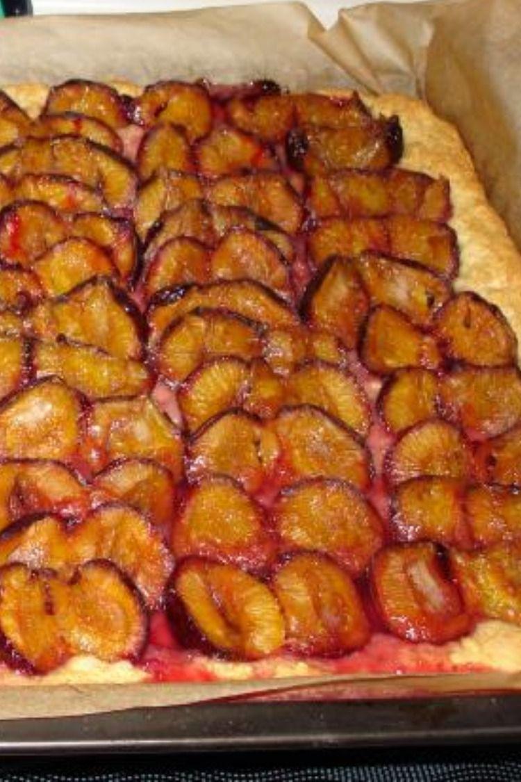 Mürbteig-Zwetschgenkuchen #cinnamonsugarcookies