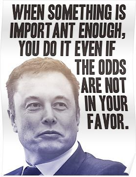 elon musk quote poster by noah abecassis quote posters elon