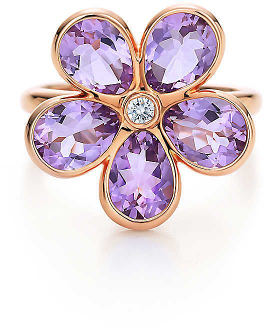 a1919967b Tiffany & Co. - Tiffany Sparklers:Flower Ring | Jeweliscious ...