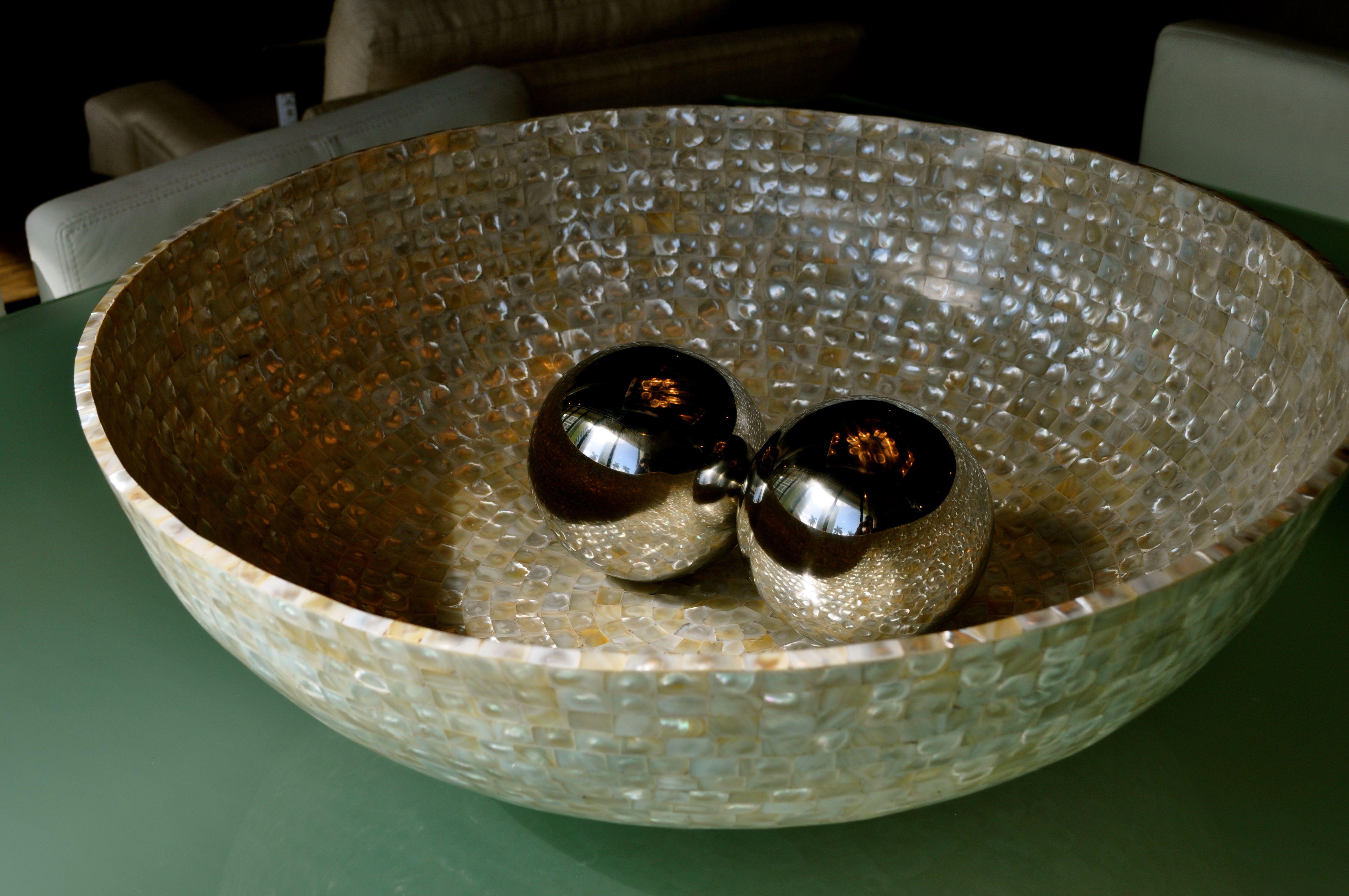 #Bowl #Tableware #Interior Design #Mother-of-Pearl