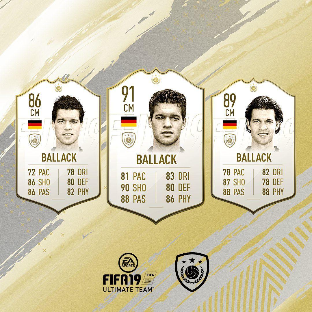 Ballack FIFA 19 Fifa, Ea sports fifa, Video games ps4