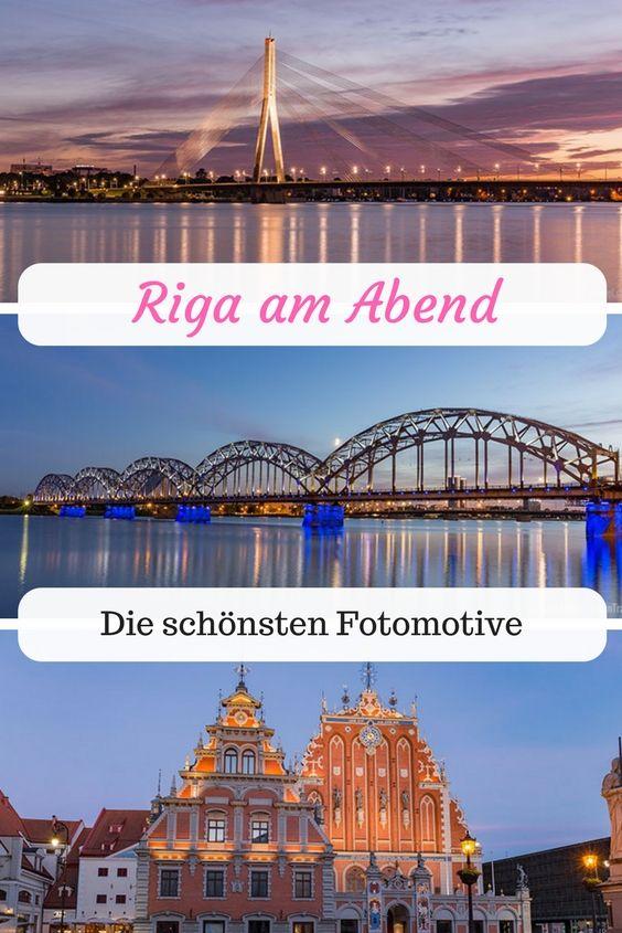 Die meisten Sehenswürdigkeiten in Riga findest du in der Altstadt. Hier stolperst du quasi von einer Sehenswürdigkeit zur nächsten, so dass alles fußläufig gut zu erreichen ist. Besonders am Abend erstrahlen viele gebäude in einem schönen Licht - das perfekte Fotomotiv in Riga. #riga #Lettland #SehenswürdigkeitenRiga #FotomotiveRiga