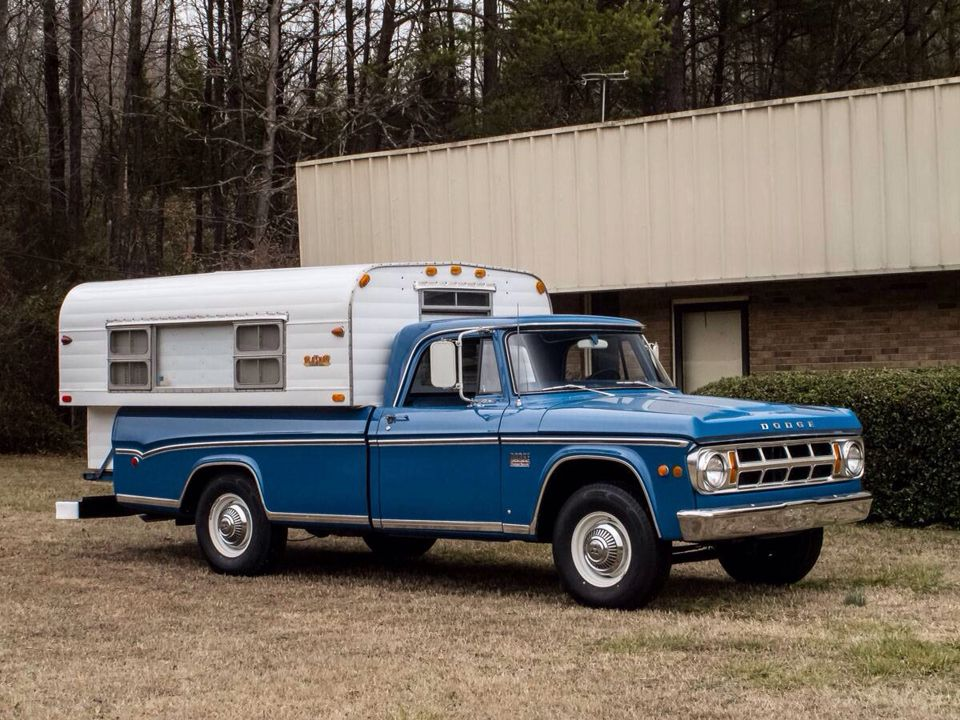1968 Dodge camper special truck $2100 | TCT Classifieds - For Sale ...