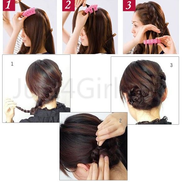 Superb Magic Hair Braiding Tool Craft Pinterest Hair And Tools Hairstyle Inspiration Daily Dogsangcom