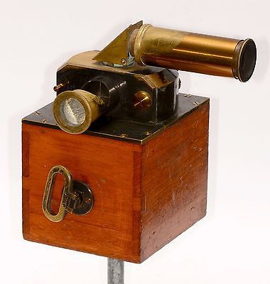 Appareil de laboratoire Simmance & Abaday - Flicker Photometer (UK 1902)