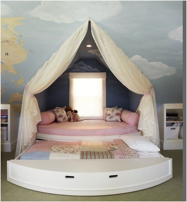 42 Cozy Attic Bedroom Ideas for Girls That Will Make Your Dream Perfect